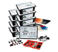 LEGO® MINDSTORMS® Education EV3, stort klassesæt til 20 elever