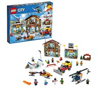 LEGO City Skisportssted