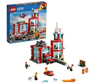 LEGO City Brandstation