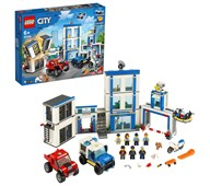 LEGO City politistation