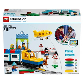 LEGO® Education Kodeekspressen