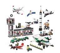 LEGO® Education transport- og flyveplads