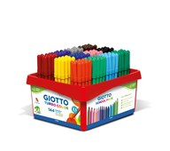 Giotto Turbo Color tuscher klassesæt