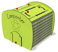 Eco kompostbeholder